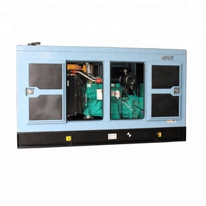 AOSIF 250kva 250 kva soundproof diesel genset 200 kw 200KW sound proof generator price