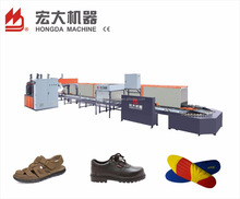 Factory wholesale 14KW circulate pu foam injection moulding machine
