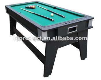Best Sale Ft Rolling In Multi Functions Air Hockey Billiard - Rolling pool table