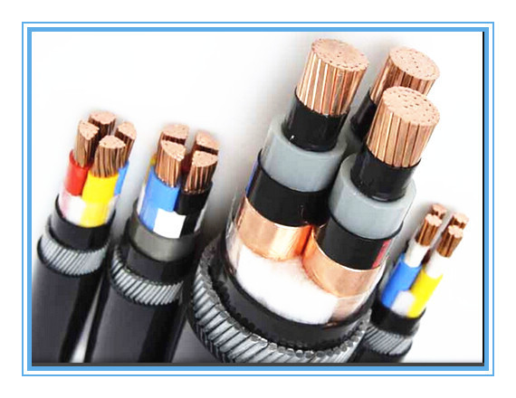 Chinese cable manufacturer Fire retardant XLPE insulated steel wire armored 630 mm2 power cable