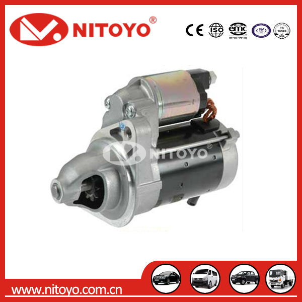 NITOYO for toyota fortuner auto starter motor 28100-31040
