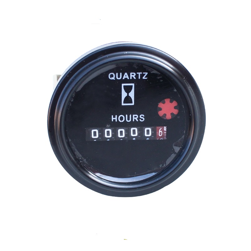 SYS Hour Meter Quartz DC 12-36V 30-60V Usage of House Air condition Industry