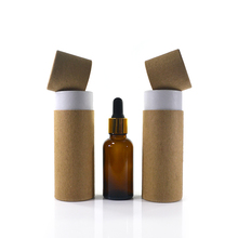 30ml e-liquid packaging box / 30ml dropper bottles box / 1 oz paper tube for e liquid bottle
