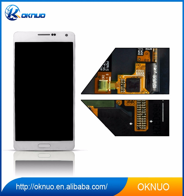 For Samsung A7 A710 2016 lcd and digitizer assembly, for Samsung A7 A710 2016 touch sreen and digitizer/.