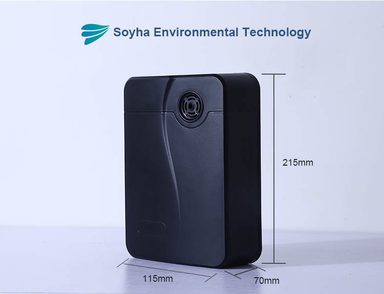 Commercial Scent Diffuser >> Natural Home Room Air Freshener Electric Automatic Fragrance Air Commercial Diffuser Hvac ...