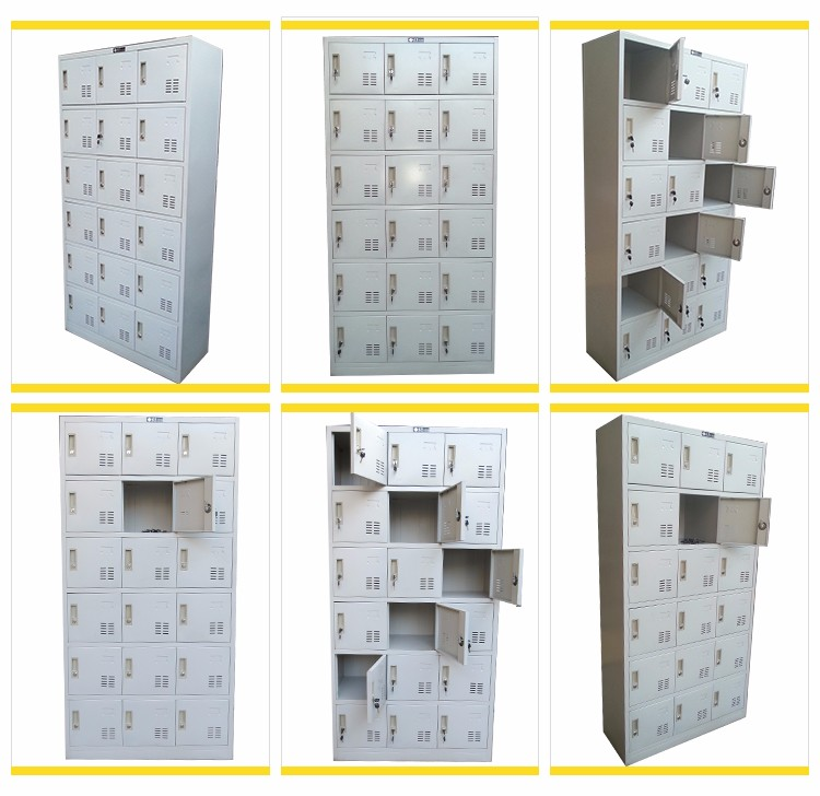 Chinese cabinet gym room room furniture pigeon hole mini gym locker