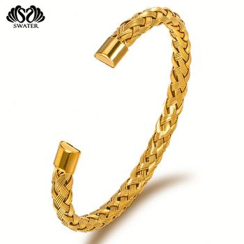 18k Gold Plated Color Jewelry Baby Boy Bracelet Bangles Designs From