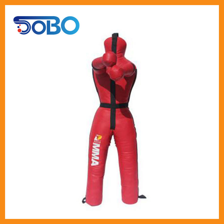Quality Boxing Sandbag Boxing Equipment Punching Dummy Grappling Dummy