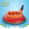 Interesting amusement park equipment inflatable dodgems car for sale