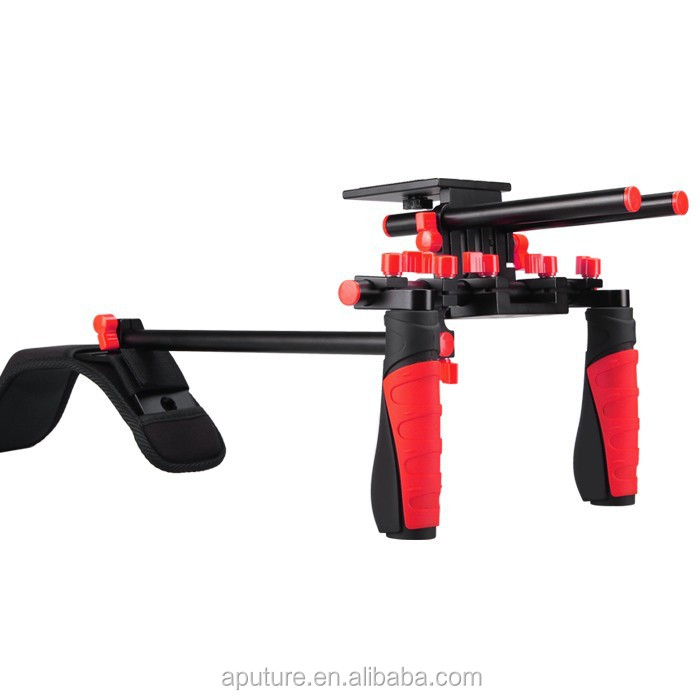 Aputure dslr camera rig made in china video equipment new product