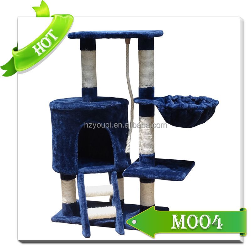 Climbing Class Animals, Kitty Cats House Cat Tree Hole Furniture Christmas Gift