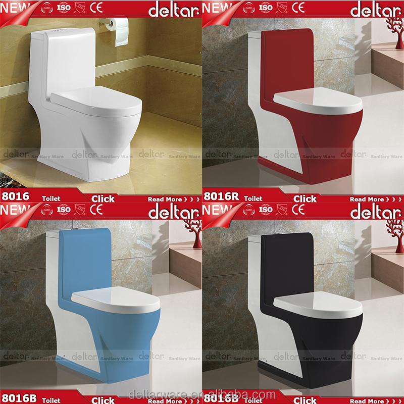 foshan deltar moderno diseo wc en el bao de una pieza taza del inodoro de cermica