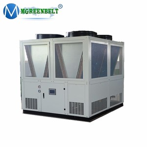 China Cheap Price CE High Quality Industrial Air Cooled Chiller System / Air Cooled Industrial Water Chiller