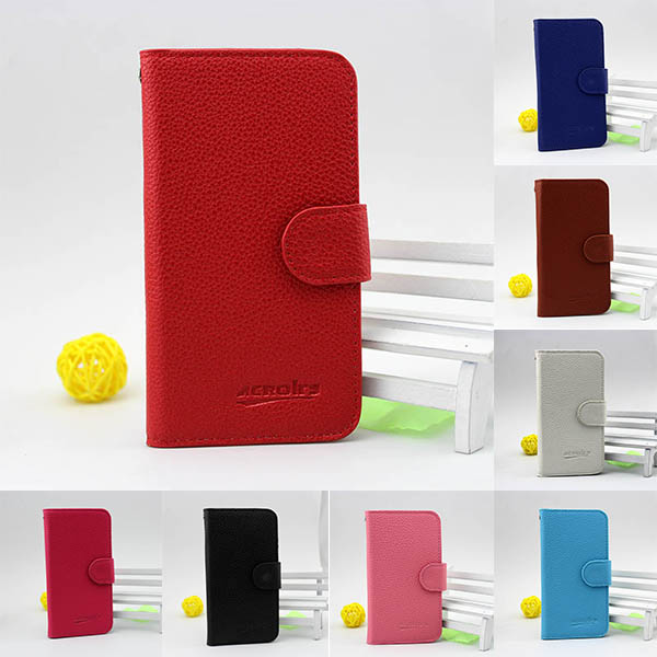 new arrival wallet leather flip case for sony ericsson xperia arc x12 lt15i