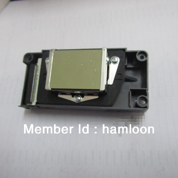 Unlocked And Locked DX5 Printhead F186000 For Epson R1900 R2000
