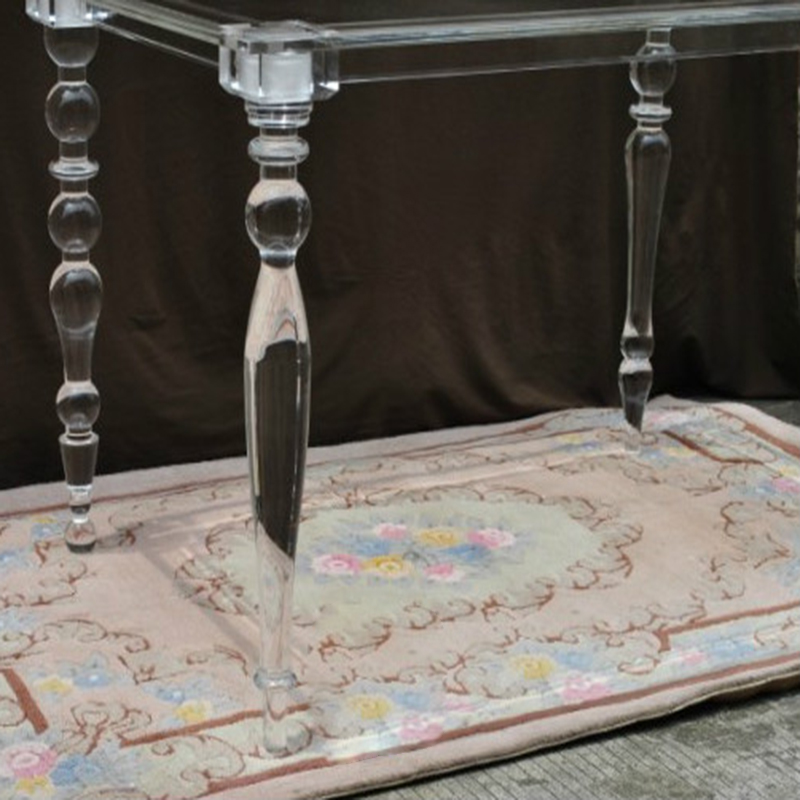 Clear Acrylic Table Legs, Clear Acrylic Table Legs Suppliers And  Manufacturers At Alibaba.com