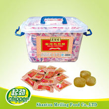 Manufactory sugar free mint hard candy throat lozenges