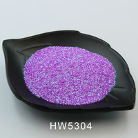 high-quality rainbow glitter powder for Bag & Luggage Making Materials