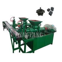 China manufacturer Energy saving charcoal coal carbon pellet extrusion equipment 008618937187735