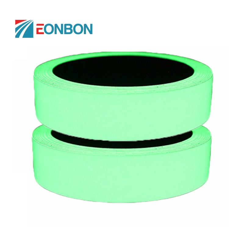 EONBON Free Samples Removable Photoluminescent Glow In The Dark Ribbon With SGS / BSCI