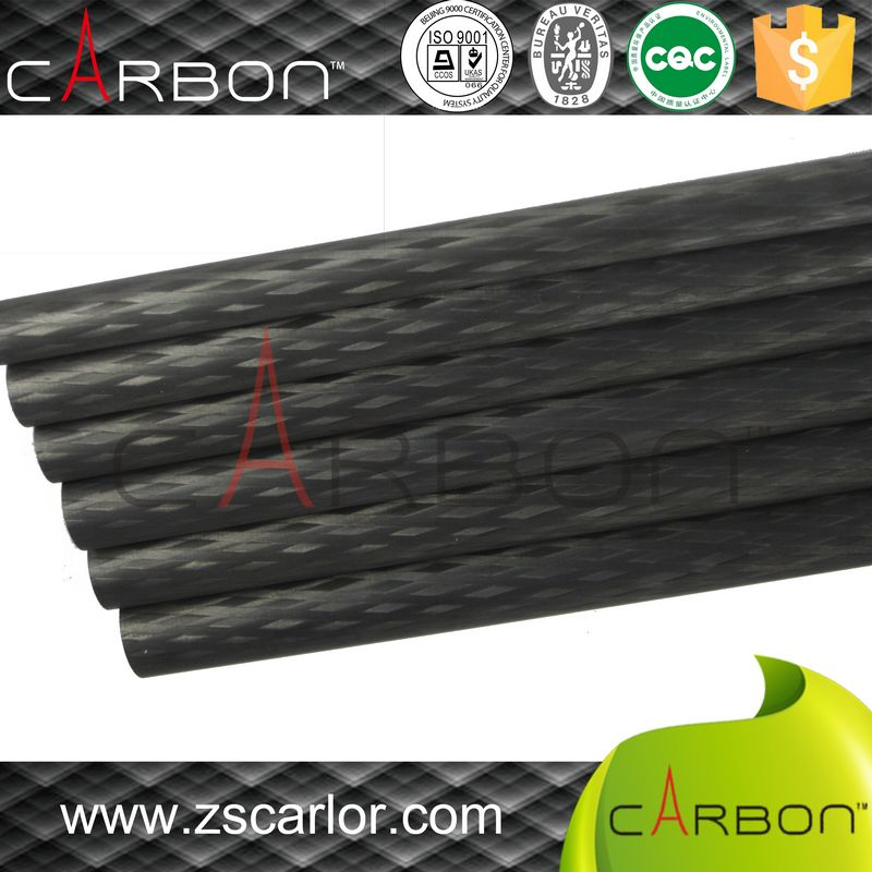 2017 hot sales new arrivals factory directly large diameter carbon fiber tube