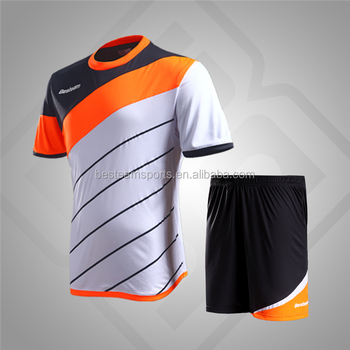Adult kids Orange Soccer Uniform Football Jersey For Team - Buy ... 4a6ca882c