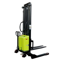 SAMCY Electric Stacker Brand New 1.5 ton Semi Electric Stacker