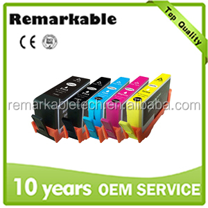 For HP 364 364XL remanufactured ink cartridge For hp Photosmart 5510 5511 5512 5514 5515 5520 5522 5524 6510 6512 printer