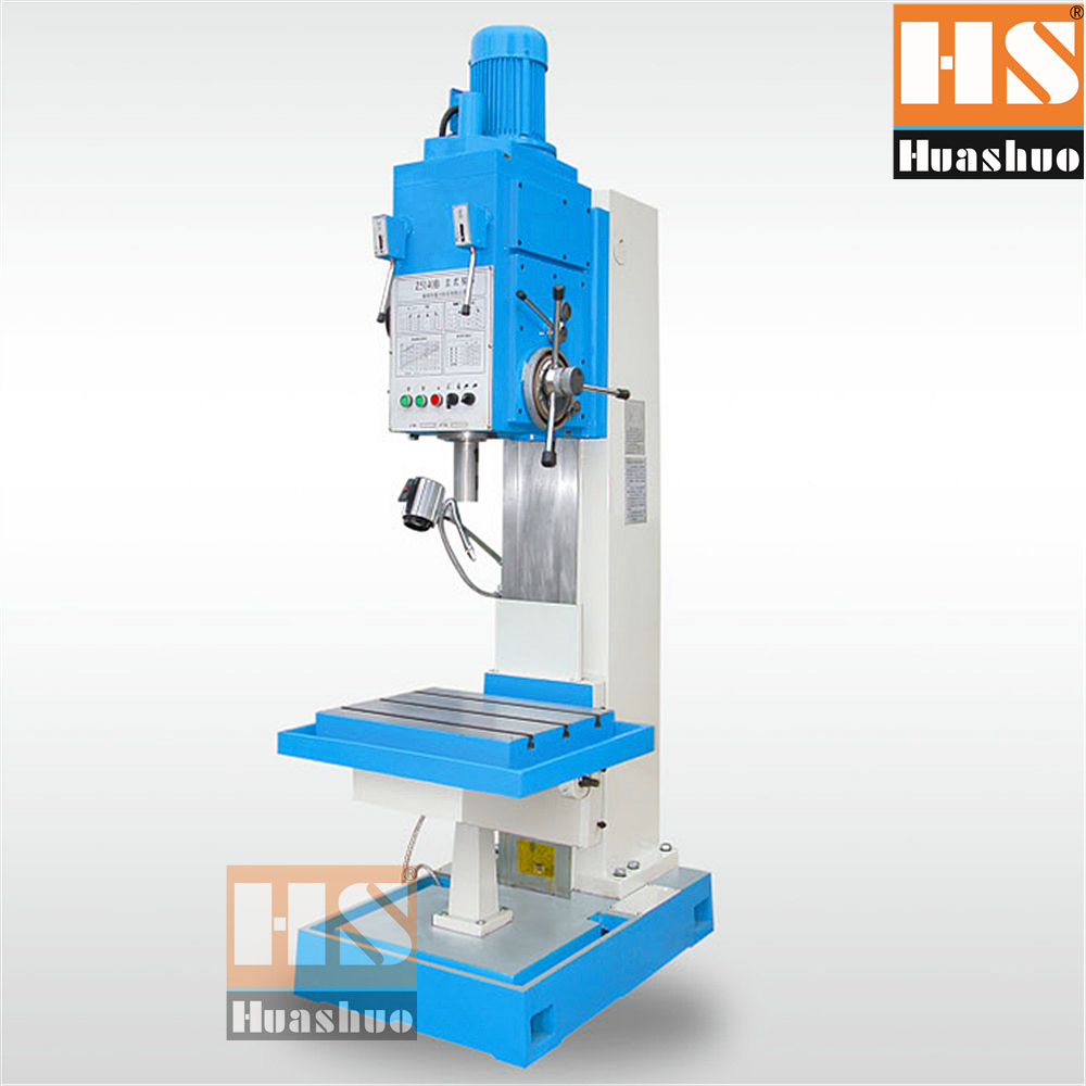 Z5150 standard square column vertical drilling machine, steel processing deep <strong>hole</strong> drilling machine