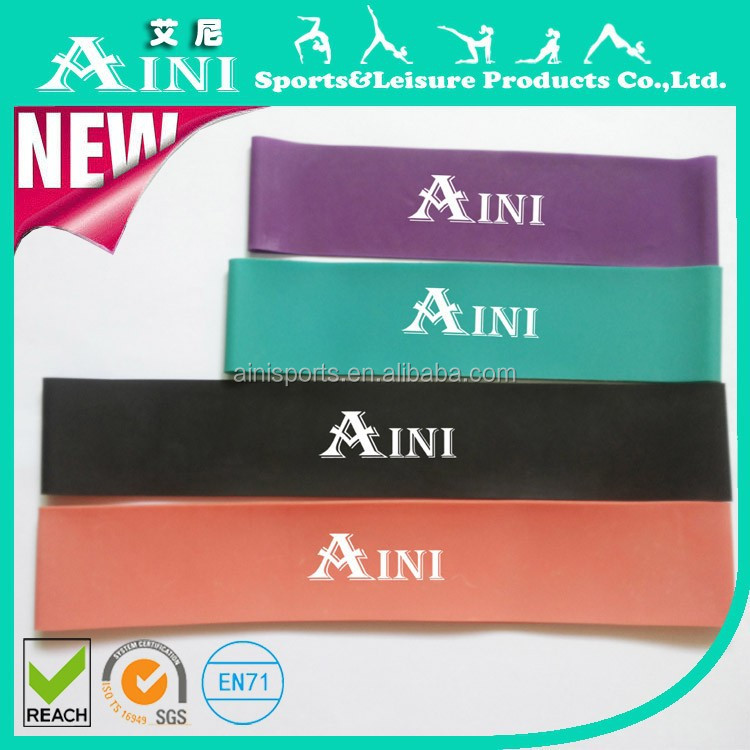 Resistance Running Band, Latex Loop band, Sports Equipment