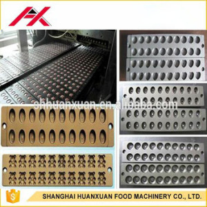 hard candy mould for depositing machine