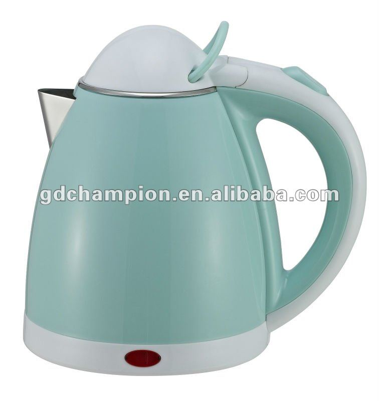 Small size cordless portable electric kettle