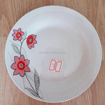 Modern design popular restaurant dinner dish porcelain plates & Modern Design Popular Restaurant Dinner Dish Porcelain Plates - Buy ...