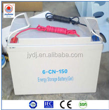 price of 6v 100ah Gel Series Solar Deep Cycle Battery
