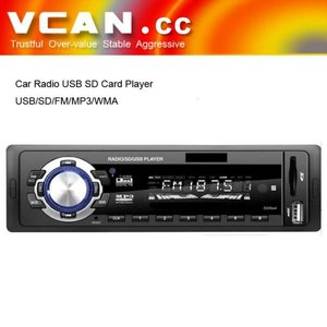 Car MP3 with FM Receiver, Car Stereo WMA player (VCAN0345)