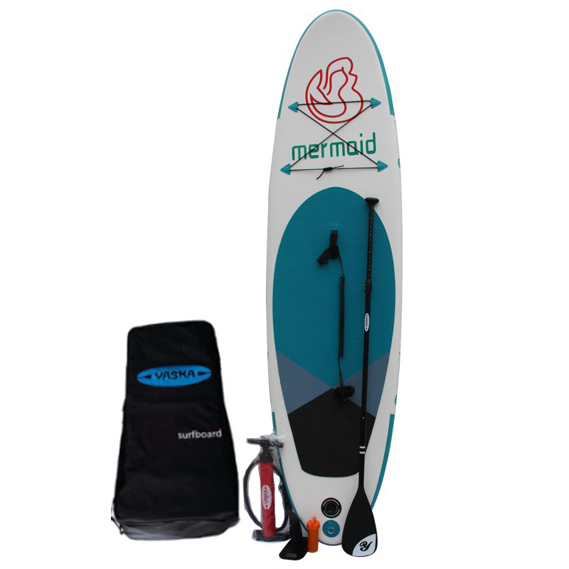 Factory direct sale inflatable surfboard sup board paddle board, Customized color