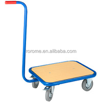 New Wheeling Roll Trolley Storage Platform Hand Truck with Reliable Quality