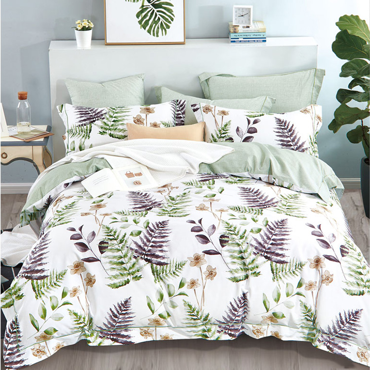 Good Quality 4pcs Printing Bedding 100 Cotton Printed Duvet High End Comforter Sets Buy High End Comforter Sets 4pcs Printing Bedding Set 100 Cotton Printed Duvet Product On Alibaba Com