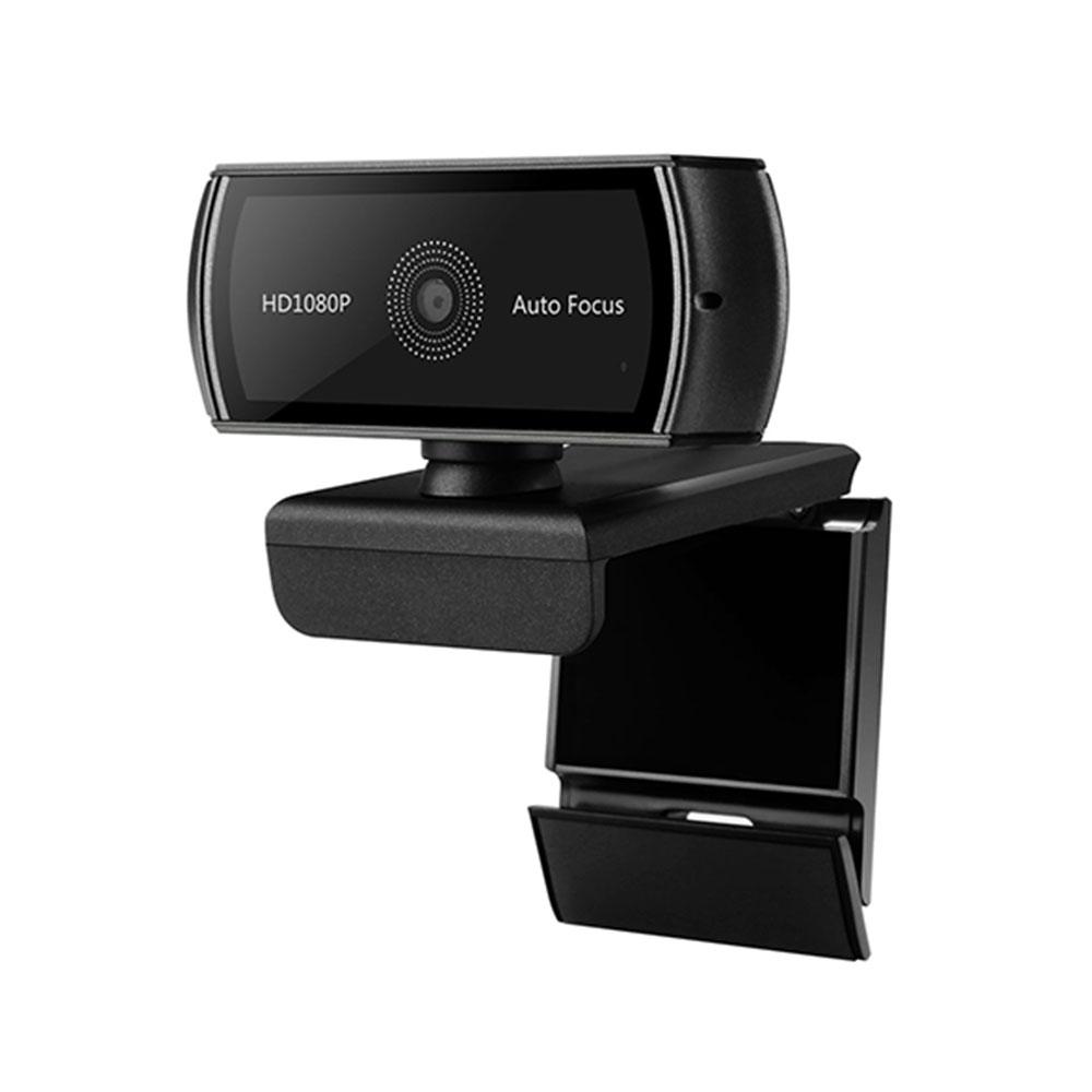 C10AF HD1080P Autofocus USB Webcam Wide Angle 90 Degree UVC