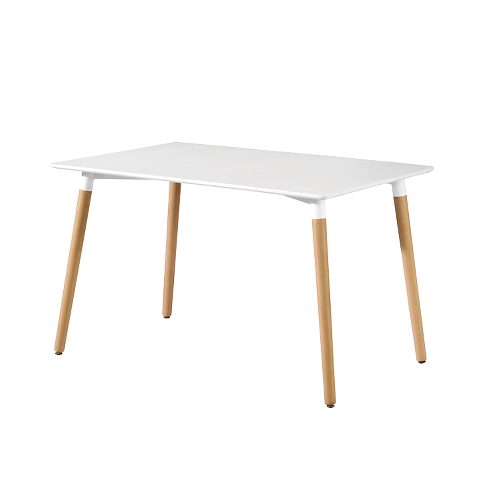 Scandinavian desk rectangle wood MDF beauty multifunction table decoration for home