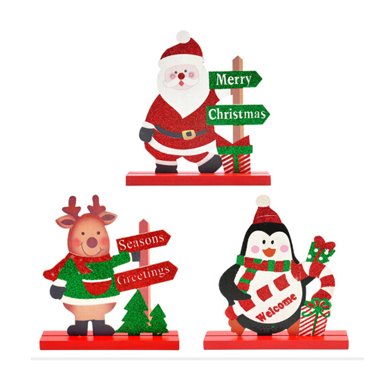 FQ brand Factory Manufacturer mini table hot Creative wood gift cheap wooden christmas toy
