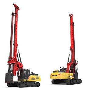 tractors drill machine and oil drilling equipment