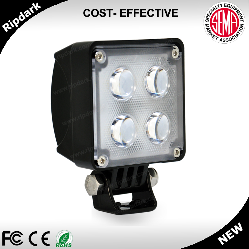 Supply For Brands South Africa Malaysia Bull Bar Led Fog Light Mount With Cree Eye Chip Spot