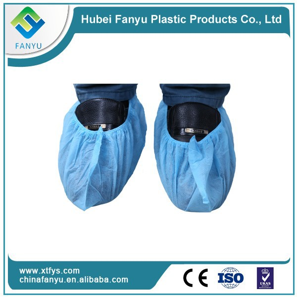 PP disposable nonwoven medical antiskid shoe covers