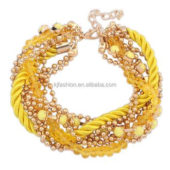209fb70f2ee5 Collar De Gargantilla De Oro Con Rectángulo Piedra Para Novia - Buy ...