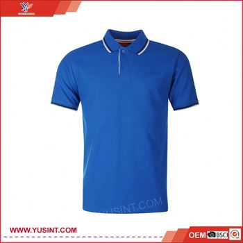 Brand wholesale clothing latest design lycra cotton fabric for Cheap branded polo shirts