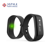 Wearable Bluetooth Fitness Tracker Smart Uhr Pulsuhr