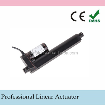 Mini linear actuator for window skylight buy 12v24v mini for Miniature stepper motors with linear actuation