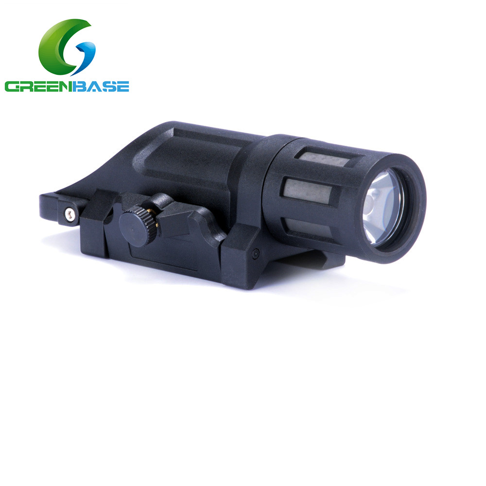 Greenbase Military Tactical LED Flashlight 200 lumens WML Weapon Light For Long <strong>Gun</strong>