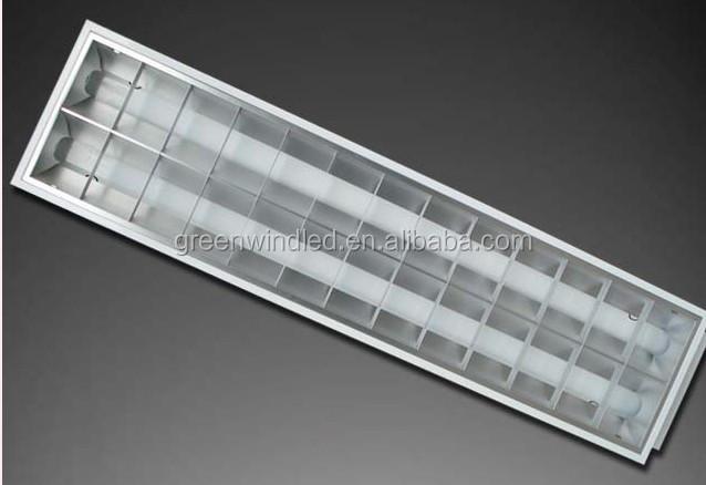 Gitter Lampe Lichtdiffusoren Gitter T8 Beschlag B 252 Ro Decke